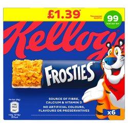 Kellogg's Frosties Cereal Bars 6 x 25g (150g)