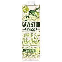 Cawston Press Apple & Elderflower 1 Litre