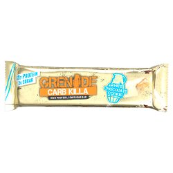 Grenade Carb Killa High Protein, Low Sugar Bar White Chocolate Cookie 60g