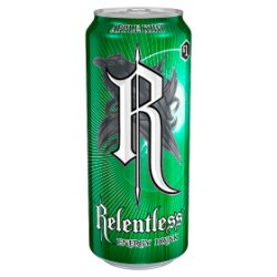 Relentless Apple and Kiwi 500ml PMP £1