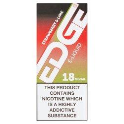 Edge Strawberry & Lime E-Liquid 18mg/ml 10ml