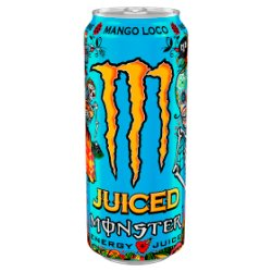Monster Mango Loco 500ml PMP £1.35