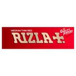 Rizla Regular Red 50s