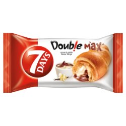 7Days Double Cocoa & Vanilla Croissant