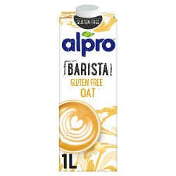 Alpro for Professionals Oat Gluten Free Long Life Drink 1L