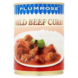 Plumrose Mild Beef Curry 400g