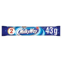 MILKY WAY® 2 x 21.5g (43g)