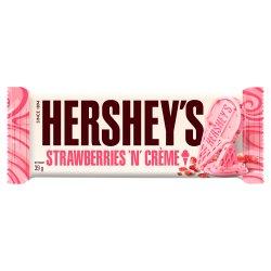 Hershey's Strawberries 'n' Crème 39g