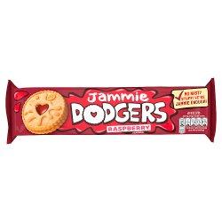 Jammie Dodgers 8 Biscuits Raspberry Flavour 140g