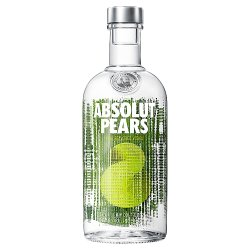 Absolut Pears Flavoured Vodka 70cl