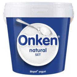 Onken Natural Set Biopot Yogurt 1kg