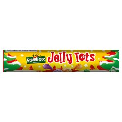 Rowntree's Jelly Tots Giant Tube 130g