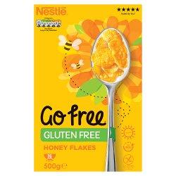 Gofree Honey Flakes 500g