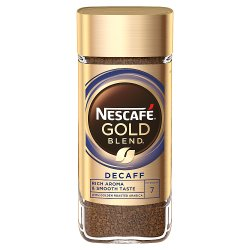 NESCAFÉ GOLD Decaff Instant Coffee 100g