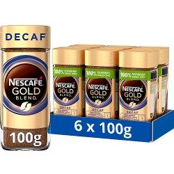 NESCAFÉ GOLD BLEND Decaff Instant Coffee 100g