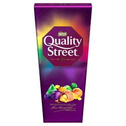 Quality Street Chocolate, Toffee and Cremes Box 240g