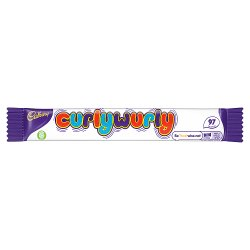 Cadbury Curly Wurly Chocolate Bar 21.5g