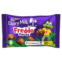 Cadbury Dairy Milk Freddo Faces Chocolate Bag 35g