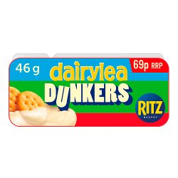 Dairylea Dunkers Cheese Dip with Ritz 69p 46g