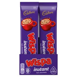 Cadbury Wispa Frothy Instant Hot Chocolate 27g