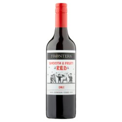 Frontera Smooth & Fruity Red 75cl