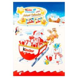 Kinder Chocolate Christmas Advent Calendar 135g