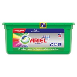 Ariel All-In-1 Pods Washing Liquid Capsules Color 90 Washes