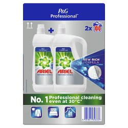 Ariel Professional Liquid Detergent Regular 100 Washes 5L