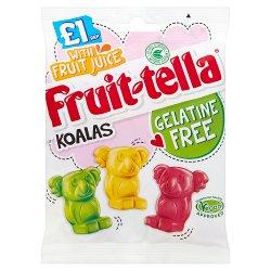 Fruittella Koalas 100g