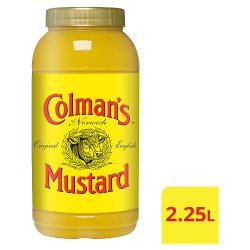 Colman's English Mustard 2.25L