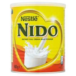 Nido® Instant Full Cream Milk Powder 400g
