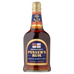 Pusser's Rum Original Admiralty Rum 700ml