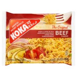 Koka Oriental Instant Noodles The Original Beef Flavour 85g