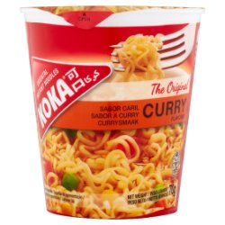 Koka The Original Curry Flavour Oriental Instant Noodles 70g