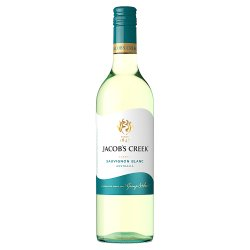 Jacob's Creek Sauvignon Blanc White Wine 75cl