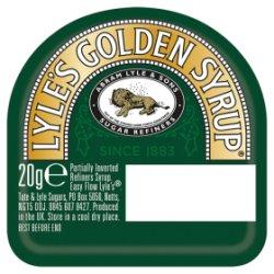 Lyle's Golden Syrup Original 20g
