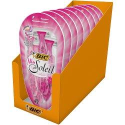 BIC Miss Soleil BL4 Razors - Box of 8