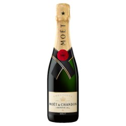 Moët & Chandon Impérial Brut Champagne Half-Bottle 37.5cl