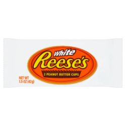 Reese's White 2 Peanut Butter Cups 42g