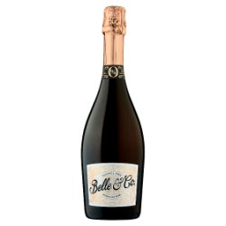 Belle & Co. Alcohol Free Sparkling Rosé 75cl