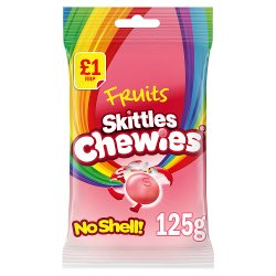 Skittles Fruits Chewies 125g