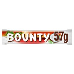 Bounty Coconut Dark Chocolate Duo Bar 57g