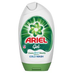 Ariel Washing Liquid Gel Original 888ml 24 Washes