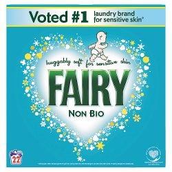 Fairy Non Bio Washing Powder 1.43Kg 22 Washes