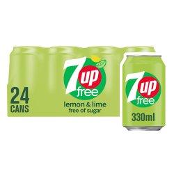 7UP Free 330ml
