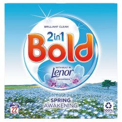 Bold 2in1 Washing Powder Spring Awakening 1.43Kg 22 Washes