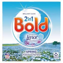 Bold 2in1 Washing Powder Spring Awakening 1.4Kg 22 Washes
