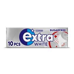 Wrigley's Extra White 10 Pieces 14g