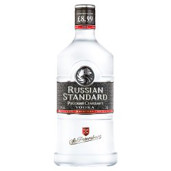 Russian Standard Original Vodka 35cl PMP