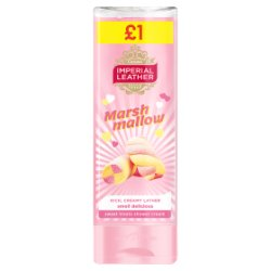 Imperial Leather Marsh Mallow Sweet Treats Shower Cream 250ml